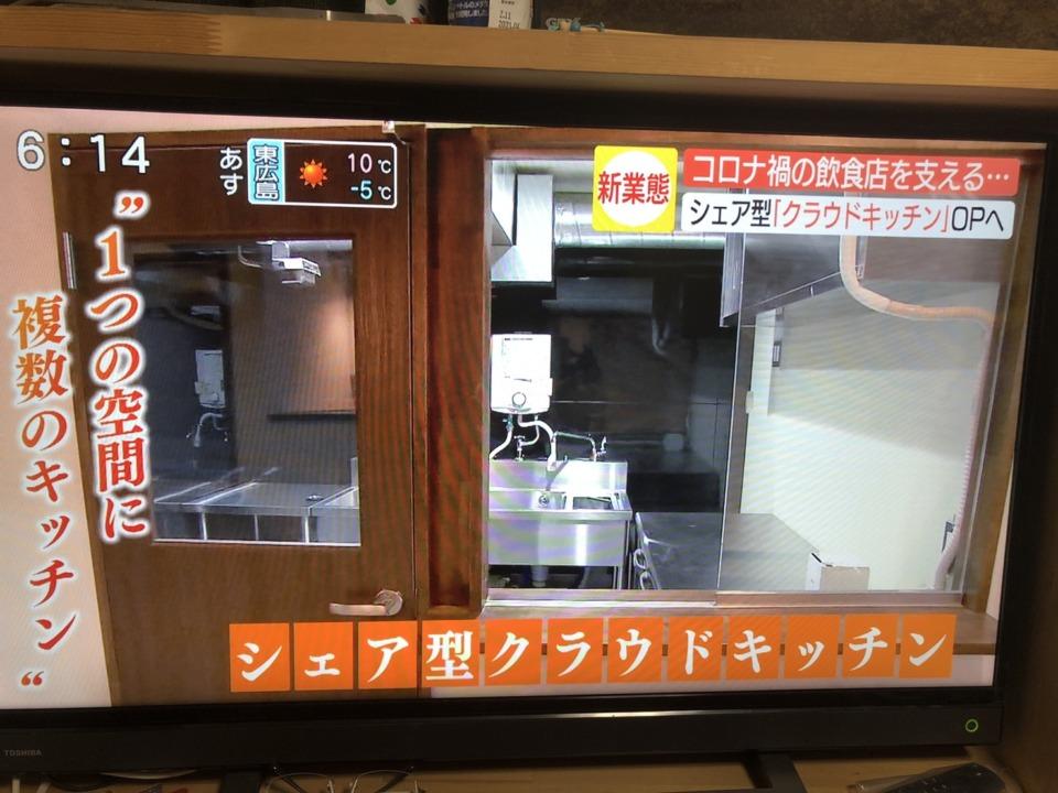 シェア型キッチン